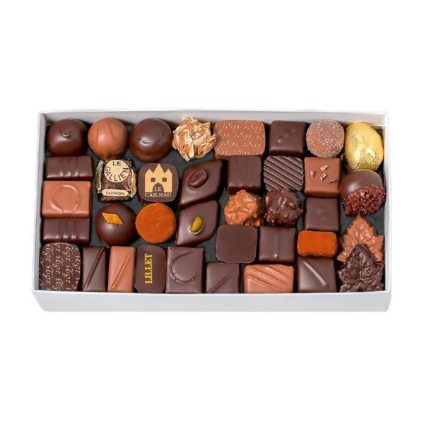 ÉtuiS de chocolats assortis