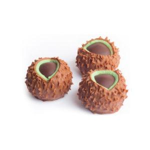 visuel trois châtaignes au chocolat