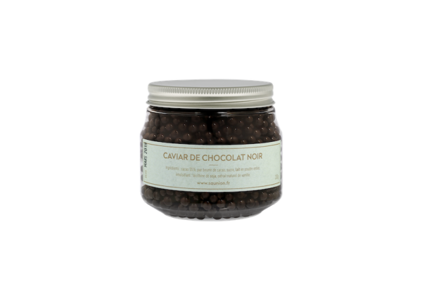 Caviar de chocolat