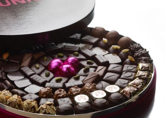 visuel boite de chocolat