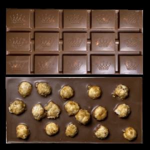 visuel tablette de chocolat aux noisettes