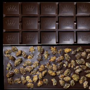 visuel tablette de chocolat aux pistaches