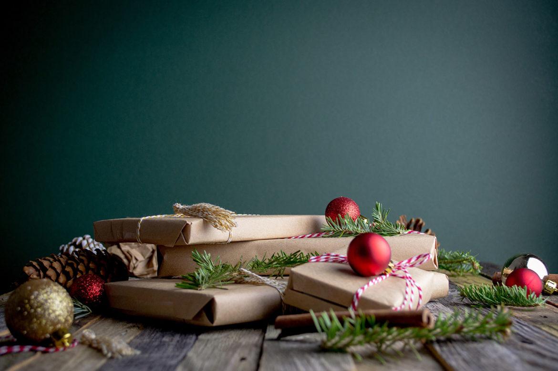 chocolats à Noël